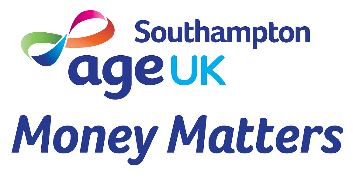 Age UK Southampton Money Matters logo
