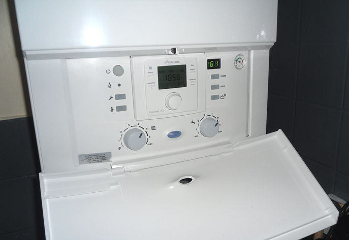 Hot water controls